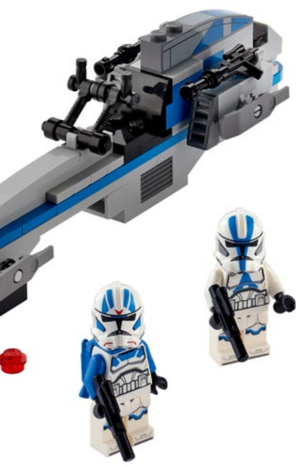 Revealed Lego Star Wars 75280 501st Legion Clone Troopers The Brick Post