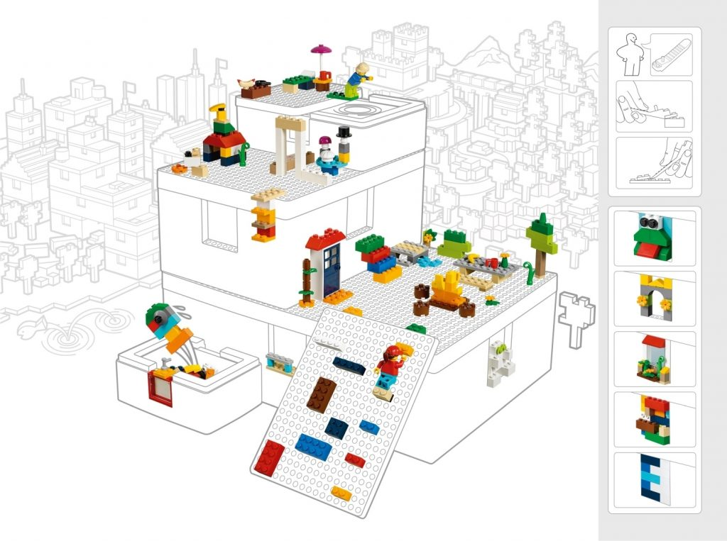 Official IKEA & LEGO BYGGLEK Announcement!   The Brick Post
