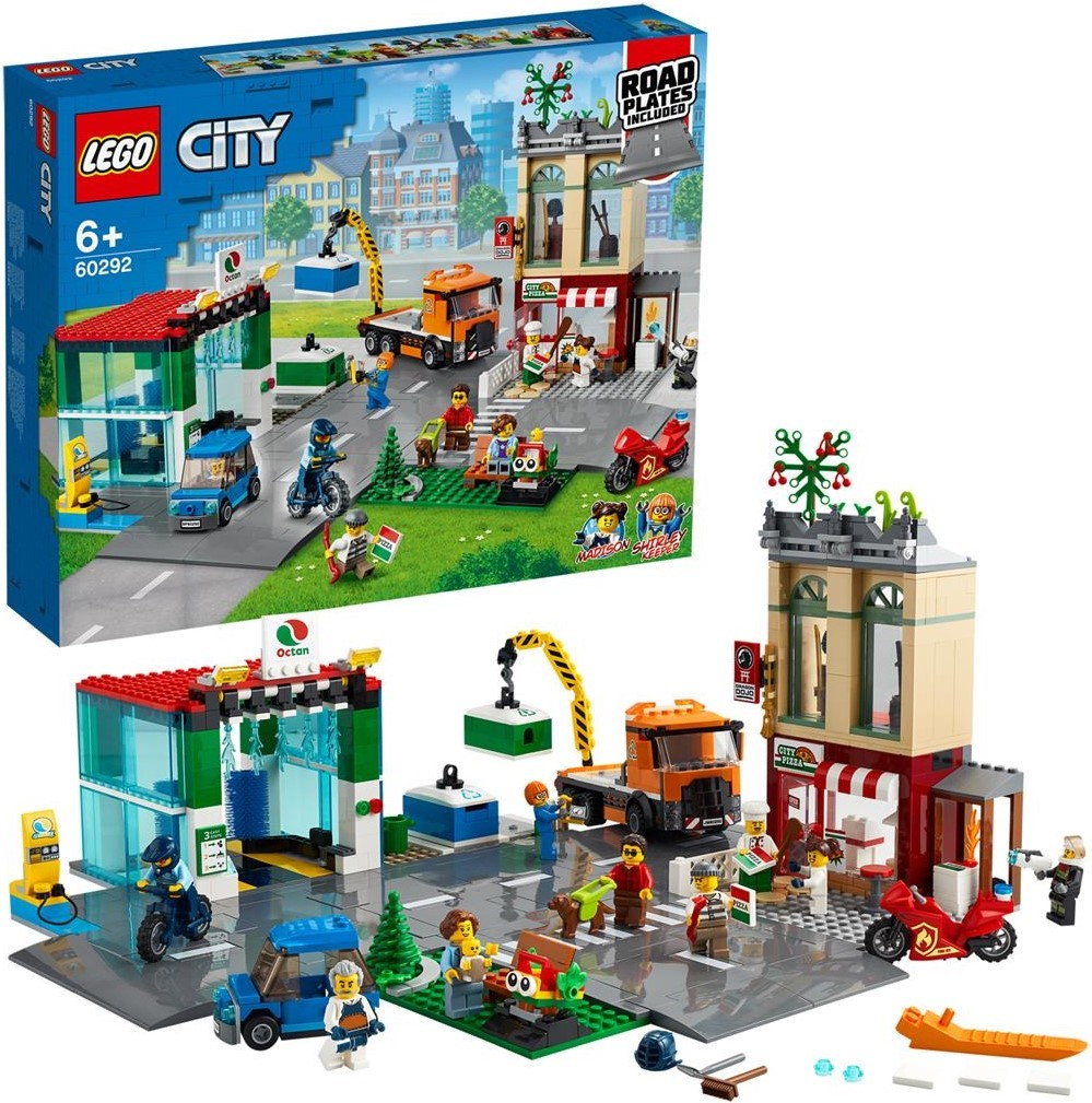 LEGO City 2021 Sets Revealed! | The Brick Post!