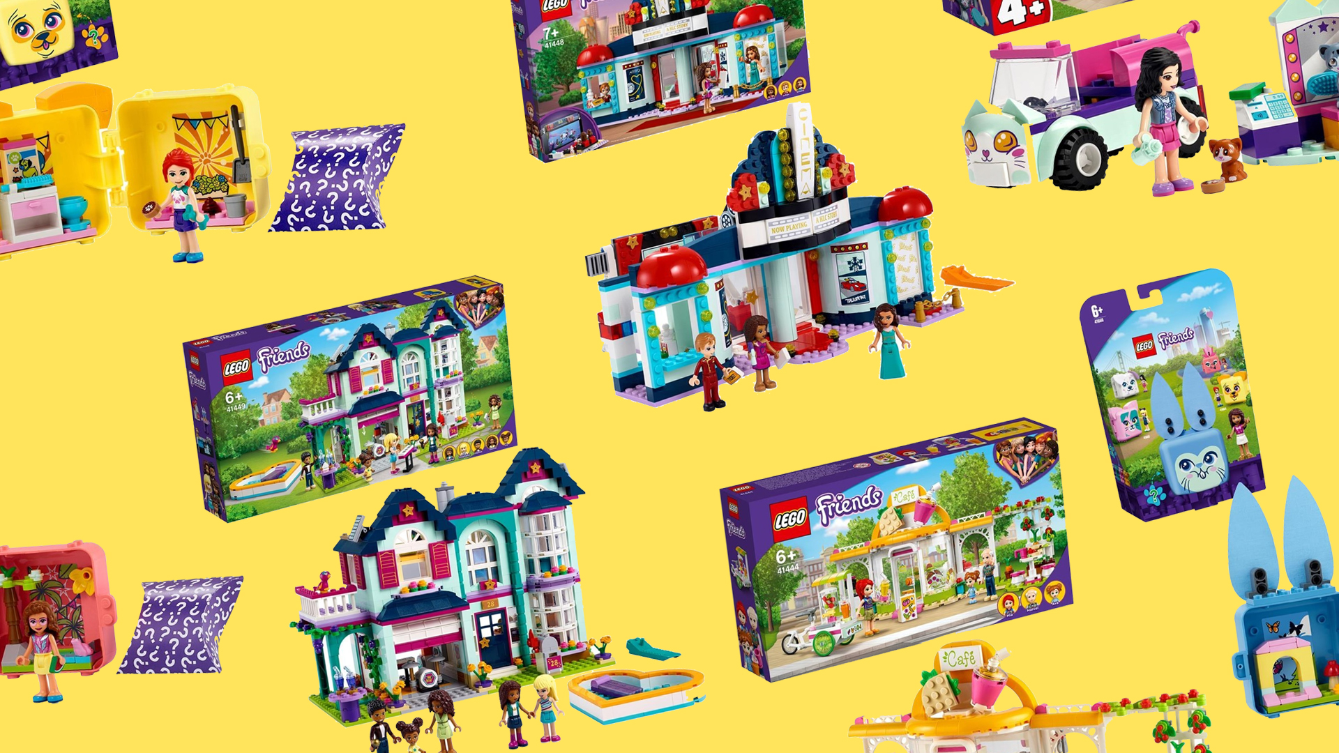 Lego Friends 2021 Sets Revealed The Brick Post