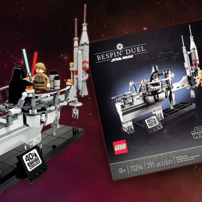 LEGO Star Wars Bespin Duel 75294