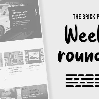 LEGO News Weekyl Roundup January 2021