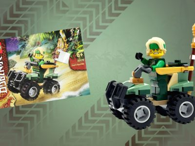 LEGO Ninjago Lloyd's Quad Bike 30539