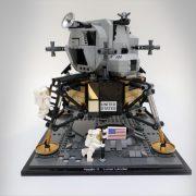 Boom Brickz LEGO Creator 10266 NASA Apollo 11 Lunar Lander SQ