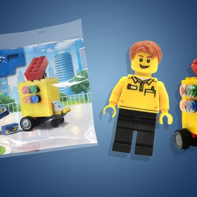 LEGO City Stand 30569