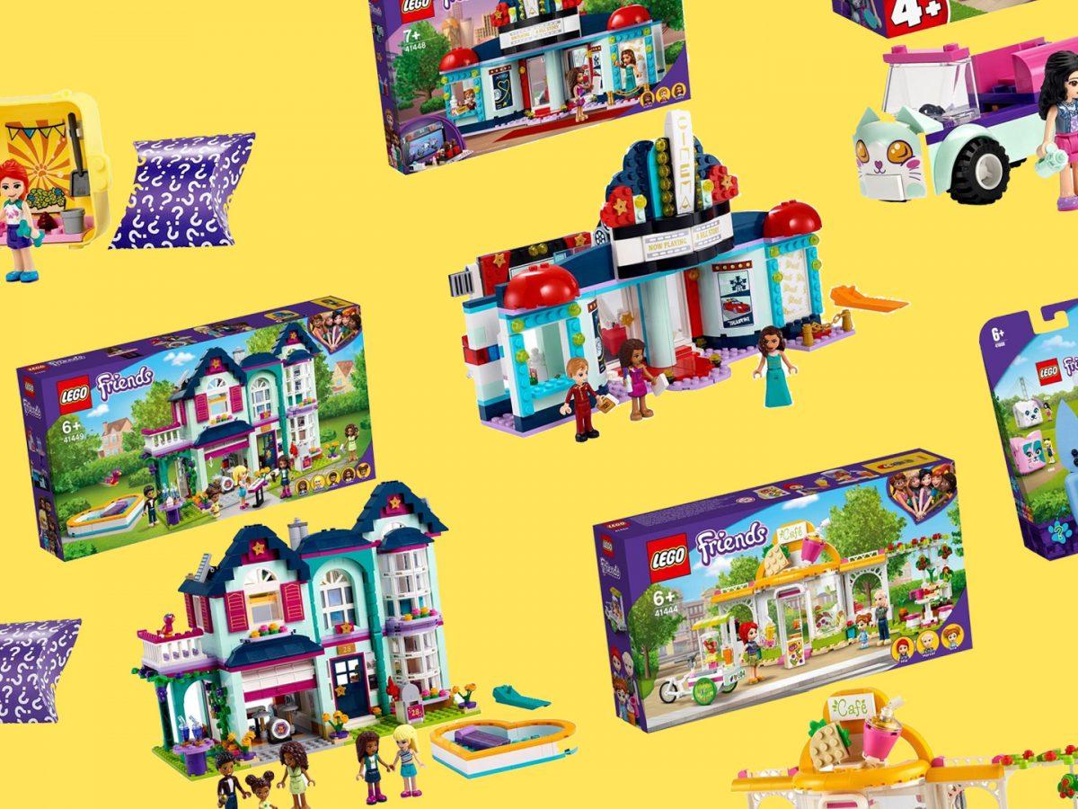 LEGO Friends Monica's Apartment (10292) Rumoured!   The ...