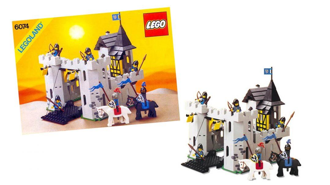 LEGO 6074 Black Falcon Fortress