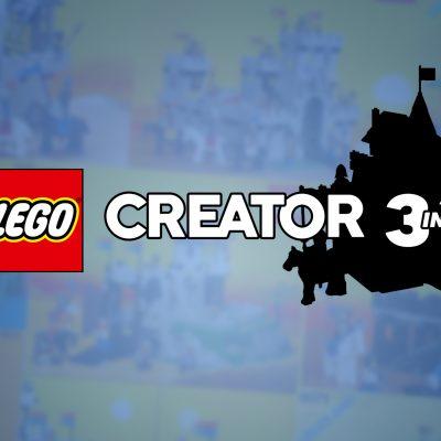 LEGO Medieval Castle 31120