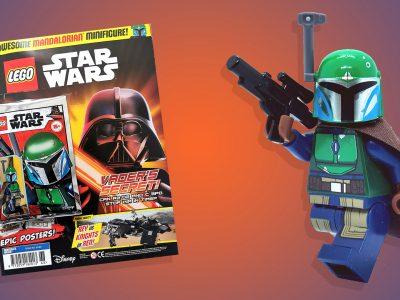 LEGO Star Wars Magazine Issue 68