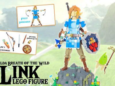 The Legend of Zelda: Breath of the Wind - Link