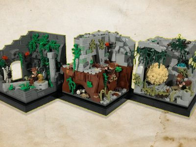 LEGO Ideas Indiana Jones and the Raiders of the Lost Ark