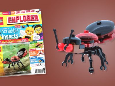 LEGO Explorer Magazine Issue 6 Polybag 11943
