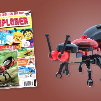 LEGO Explorer Magazine Issue 6 Polybag 11943