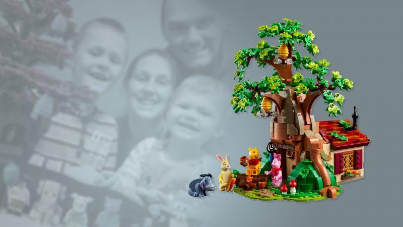 LEGO Ideas Winnie The Pooh Interview