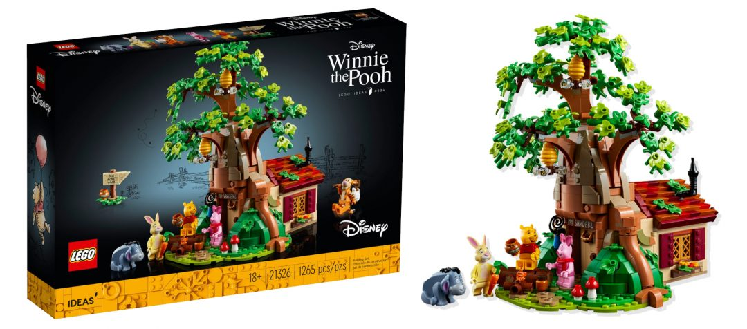 LEGO Ideas Winnie The Pooh Interview