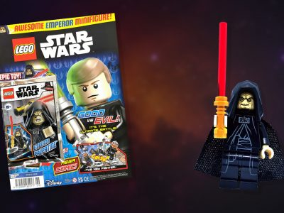 LEGO Star Wars Magazine Issue 69