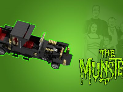 The Munsters Koach