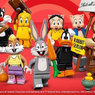 LEGO Looney Tunes CMF Series