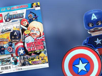LEGO Avengers Magazine Issue 6