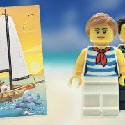LEGO Ideas Sailboat Adventure 40487